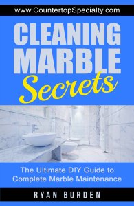 cleaning marble secrets diy ebook cover