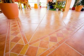 ceramic floor tile design