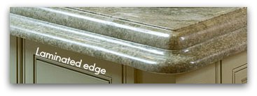 The Drawback Of Laminated Edges Is A Potentially Visible Seam That Runs  Horizontally Around The Edge.