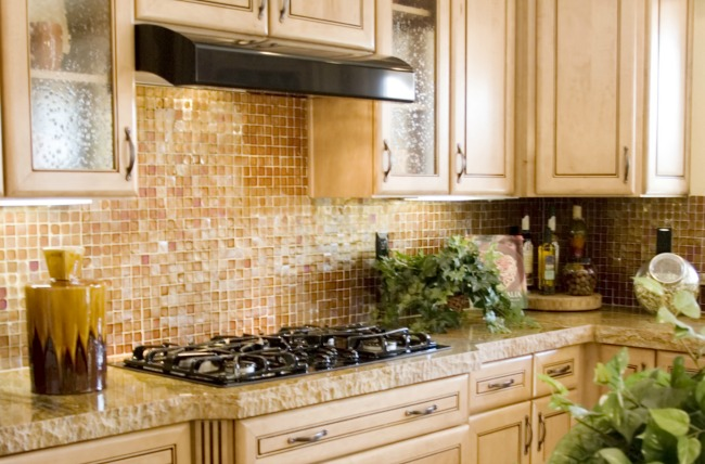 Tips For Kitchen Color Ideas: Granite Colors, Pattern & Finish Tips For Stylish Kitchen
