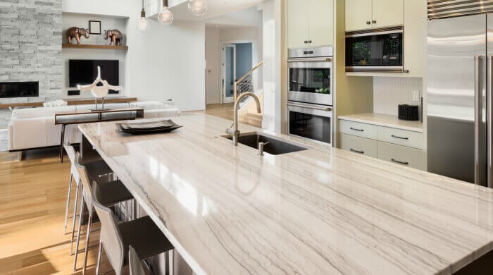 Kitchen Countertops Comparison Guide | Countertop Specialty