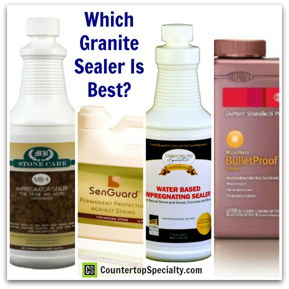 How A Granite Countertop Sealer Works Myths amp Facts Explained
