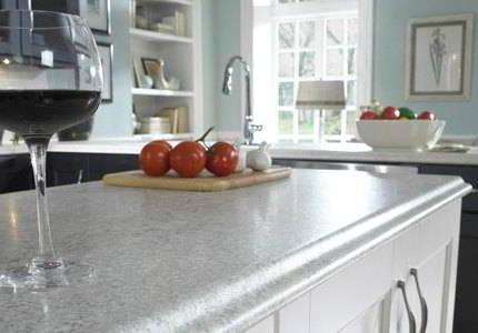 White Laminate Kitchen Countertops laminate countertops consumer guide | wilsonart | formica