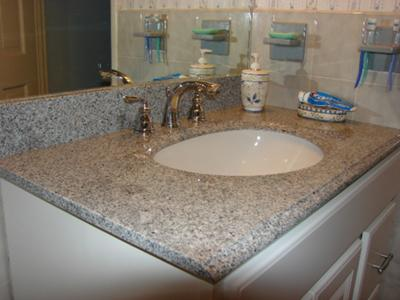 Care And Upkeep Of New Granite Vanity Top