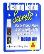 cleaning marble how to