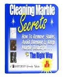 Cleaning Marble Secrets: questions, answers, ebook
