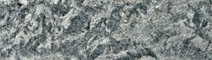 granite countertop color Azul Aran is a dense pattern with turbulent movement
