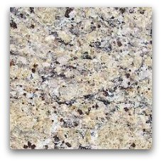 Santa Cecilia granite tile for outdoor kitchen countertop