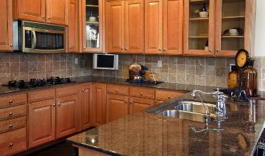Black Granite Kitchen Countertops countertop guide: granite countertops, marble, silestone, quartz