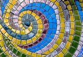 mosaic tile design photo