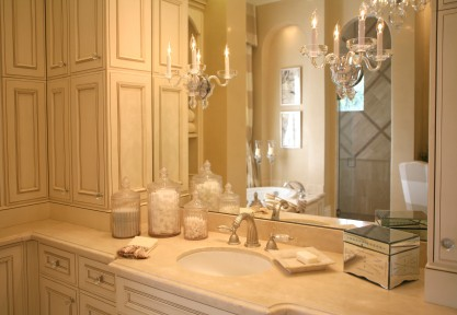 Bathroom Vanities on Counter Tops  Carrara Marble  Kitchen   Bathroom Countertops  Tile