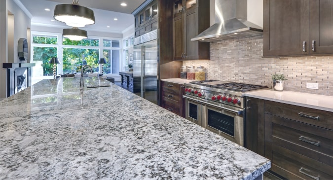 Kitchen Countertops Comparison Guide | Countertop Specialty on