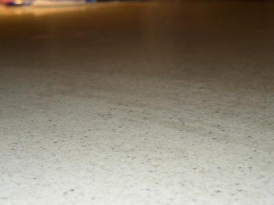 Silestone Countertop Surface Damage