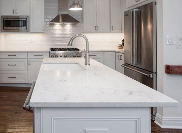 Average Cost For Marble Countertops